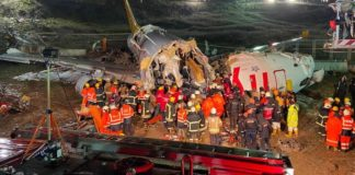 Sabiha Gökçe Pegasus uçak kazası